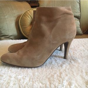 J. Crew Suede Leather Boots